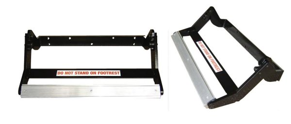 Adjustable-Locomotive-Cab-Footrests